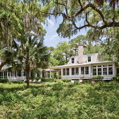 South Carolina River House Tour - Coastal Living. LOVE!!!! <3