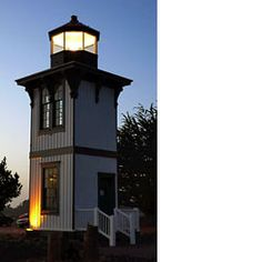 Table Bluff Lighthouse, Eureka, CA