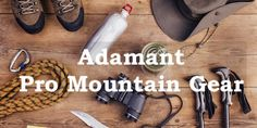 Adamant is a leading provider of sports gear primarily focused on outdoor sports: Running, Mountaineering and Hiking. We offer a premium selection of shoes, boots, mountain gear Mountain Climbing Gear, Mountain Gear, The Great Outdoors, Gears, Adventure, Sports, Blog, Stuff To Buy, Online Shopping