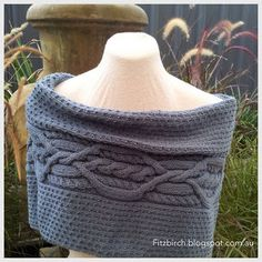 FitzBirch Crafts: Mini Cable Wrap