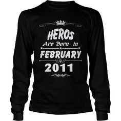 Heros are born in february 2011 year, heros t shirt, hoodie shirt for womens and men love #gift #ideas #Popular #Everything #Videos #Shop #Animals #pets #Architecture #Art #Cars #motorcycles #Celebrities #DIY #crafts #Design #Education #Entertainment #Food #drink #Gardening #Geek #Hair #beauty #Health #fitness #History #Holidays #events #Home decor #Humor #Illustrations #posters #Kids #parenting #Men #Outdoors #Photography #Products #Quotes #Science #nature #Sports #Tattoos #Technology…