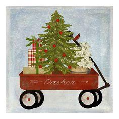 Christmas Paintings On Canvas, Christmas Artwork, Christmas Drawing, Christmas Pictures, Painted Christmas Tree, Watercolor Christmas Tree, Painted Snowman, Christmas Tree Painting, Winter Painting