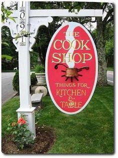 The Cook Shop at Lemon Tree Village in Brewster.