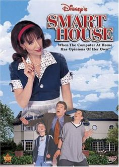 Smart House used to be on like every other week back in the day. Those were the good ol days.