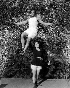 Buster Keaton & Viola Dana