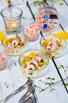 3 festliga smårätter till påsk - Landleys Kök Easter Recipes, Easter Food, Table Decorations, Dinner Table Decorations