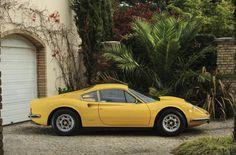 1972 Ferrari Dino (Elton John's)
