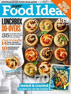 Teamtaste magazines covers 2016 october recipes food meals teamtaste magazines covers 2016 october recipes food meals dinner snacks healthy budget ideas burgers fritters family 2016 pinterest forumfinder Choice Image