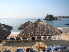 Stunning mountain views from the beach at Dreams Huatulco. Photo credit: cpschneider on TripAdvisor