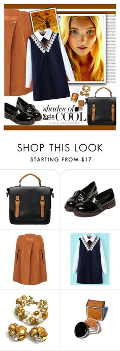 """Shades of Saturday (SheIn)"" by shambala-379 ❤ liked on Polyvore featuring Oris, Tarina Tarantino, women's clothing, women's fashion, women, female, woman, misses and juniors"