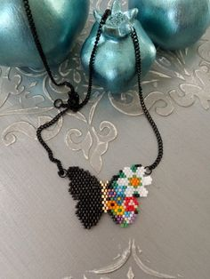 Seed Bead Bracelets, Seed Bead Jewelry, Bead Jewellery, Beaded Jewelry, Bead Embroidery Jewelry, Beaded Embroidery, Beaded Dragonfly, Diy Perler Beads, Beadwork Designs
