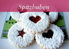 sptizbuben cookie recipe - shopping around for a great Christmas cookie recipe for a cookie swap!  Love the almond flour in this recipe