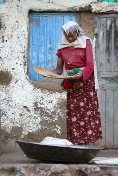 Ethiopia, Lalibela  by Dietmar Temps