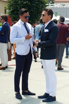 beforeeesunrise:  Pitti Uomo 86 2014 Florence, Italy Photo by Yu Yang