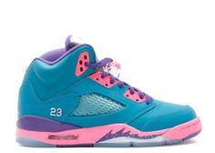 "Air Jordan 5 Retro Tropical Teal"" GS"