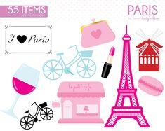 This item is available in occasion : bachelor party. Paris Clipart, Clipart Vintage, Vintage Paris, High Quality Images, Planner Stickers, Paris France, Commercial, Tower, Clip Art