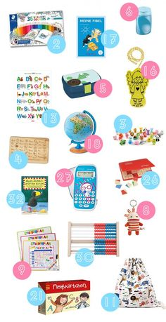 50 ideas for the school bag for school enrollment - Schulanfang - bags Best Boss, Best Dad, Presents For Kids, Gifts For Kids, School Enrollment, School Terms, School Pack, School Bags For Girls, Holiday Break