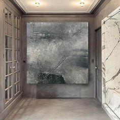 Abstract Art-Original PaintingContemporary ArtDine Room Wall image 2 Large Canvas Wall Art, Abstract Canvas Art, Extra Large Wall Art, Bathroom Wall Art, Large Painting, Contemporary Paintings, Artwork, Bedroom Paintings, Artist Work