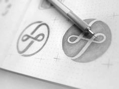 20 Inspiring Logo Sketches - UltraLinx