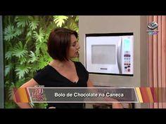 Bolo de Caneca de Coco - Chef Renata Sereguetti - YouTube