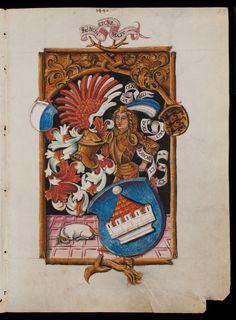 Rektoratsmatrikel der Universität Basel, Band 1 AN II 3 Basel/Schweiz nach 1460 Folio 83r