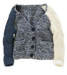 Жакет. : ru_knitting