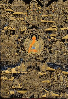 ... of Enlightenment and Scenes from the life of the Buddha