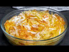 Rongyos sütemény 5 perc alatt. Gyorsabban elkészül mint bármely más sütemény - YouTube