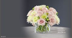 Table flower centerpieces