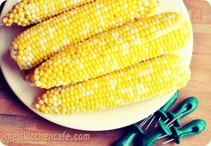 Easy Tip For Sweet Flavorful Corn On The Cob