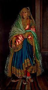1880's afghan fashion