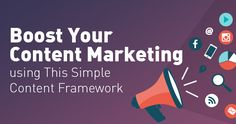 Boost Your Content Marketing Using This Simple Content Framework by cognitiveSEO