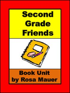 Second Grade Friends by Miriam Cohen: Receive 6 comprehension questions for each…