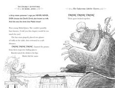 books4yourkids.com: The Unlikely Adventures of Mabel Jones by Will Mabbitt, illustrated by Ross Collins, 290pp, RL 4