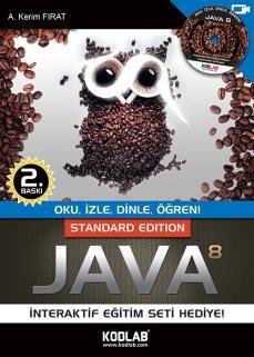 A. Kerim Fırat - Java 8  http://www.kodlab.com/BookDetail.aspx?ID=647
