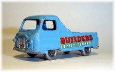 Matchbox 60a Morris J-2 Pick up (1958)