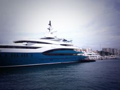 Wouldn't mind one of these! #Yacht #Luxury #Mallorca #Calvia