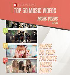 allkpop's Top 50 K-Pop Music Videos of 2012: 25-1