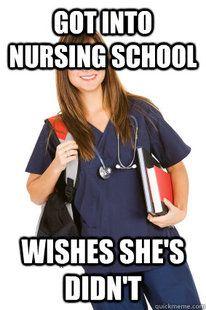 nursing school nurse