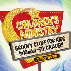 cool children's ministry
