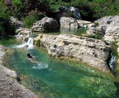 Cavagrande Cassibile Nature Reserve, Sicily