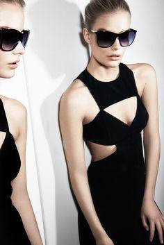 Droit de Regard | Joan Braun | Vogue Paris May 2013