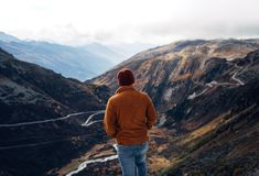 Looking at Gletsch Switzerland - Stood at the edge of the Rhone glacier overlooking the valley below. The Furka Pass seen the left the Grimsel Pass on the right. New Travel, Travel Goals, Photos Of Women, My Photos, Black Building, Winter Photos, Like Instagram, Aerial Photography, Aerial View