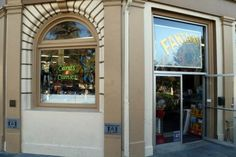 The Masonic Building in downtown Livermore is currently home to Fantasy Books & Games a must stop comic books store for me and my husband.