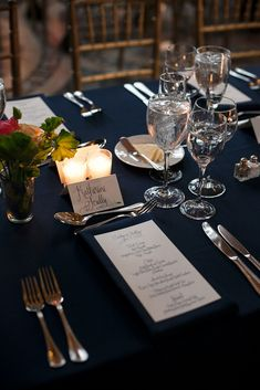 Place Setting | Brilliant Event Planning | Kelly Guenther