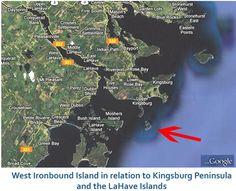 Ironbound Island, Nova Scotia, Canada