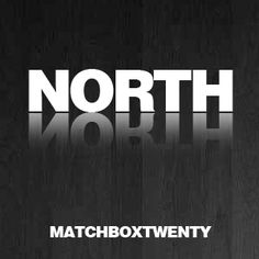 Matchbox Twenty - North album coming in September.  So excited!!