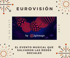Eurovisión El Evento Músical Que Salvaron Las Redes Sociales por @jgamago en @TheTopicTrend