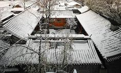 Siheyuan traditional Chinese courtyard house - Google Search                                                                                                                                                                                 Más
