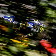 #ValentinoRossi Valentino Rossi: Sachsenring circuit,Germany Friday,free practice First shot Alex Farinelli